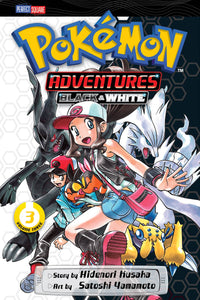 Pokemon Adv Black & White GN Vol 03 - Books
