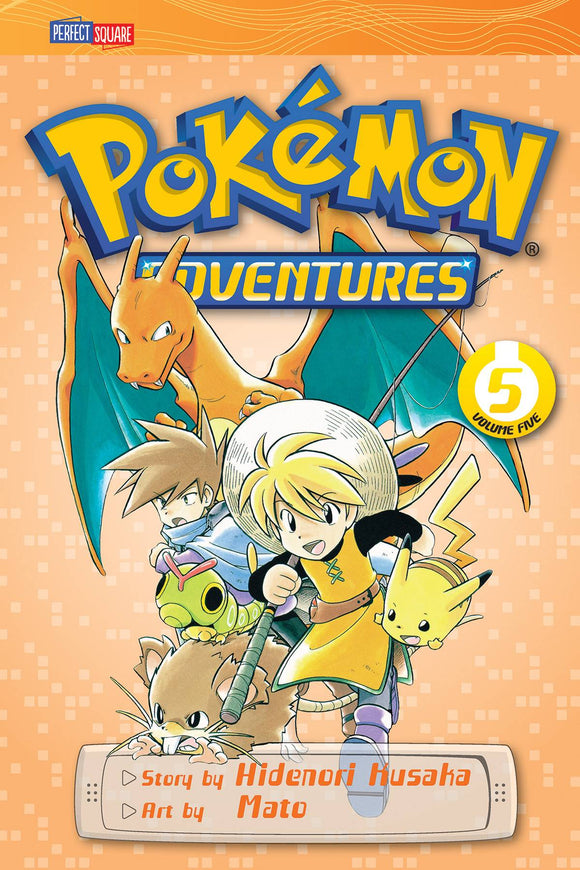 Pokemon Adventures GN Vol 05 Red Blue - Books