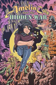 Amelia Cole and The Hidden War GN - Books