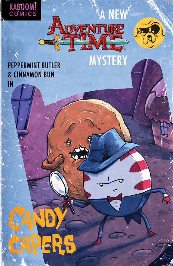 Adventure Time Candy Capers TP Vol 01 - Books