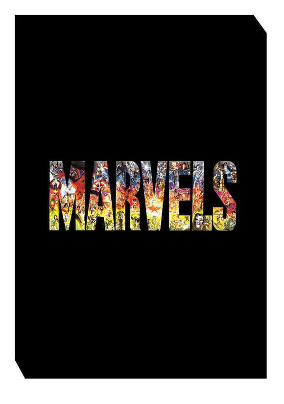 Marvels Platinum Edition Slipcase Hc