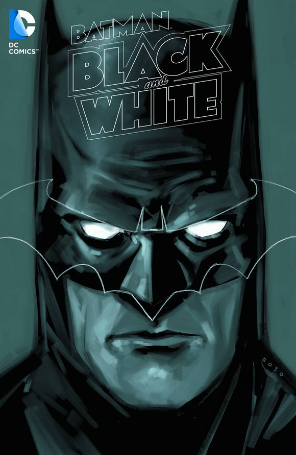 Batman Black And White Hc Vol 04
