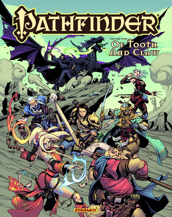 Pathfinder Hc Vol 02 Tooth & Claw