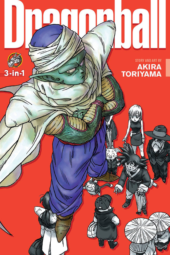Dragon Ball 3In1 Tp Vol 05