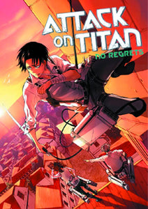 Attack On Titan No Regrets Gn Vol 01