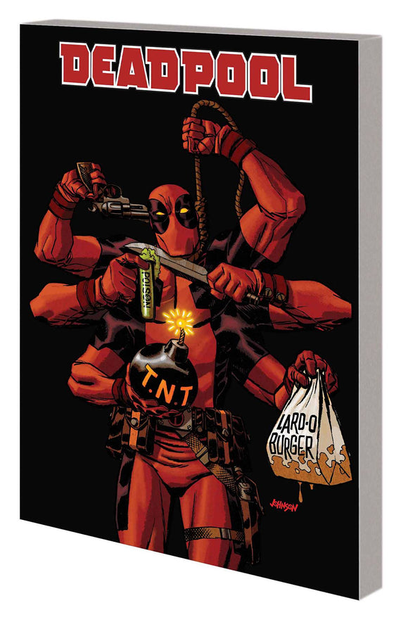 Deadpool By Daniel Way Complete Coll Tp Vol 04
