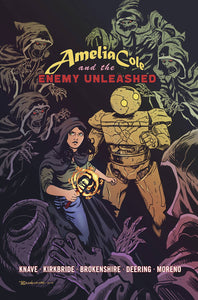 Amelia Cole and The Enemy Unleashed GN - Books
