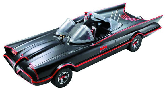 1966 Batman Tv Series 6In Scale Batmobile