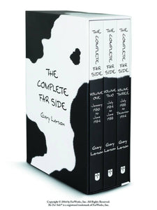 Complete Far Side Sc Slipcased Boxed Set