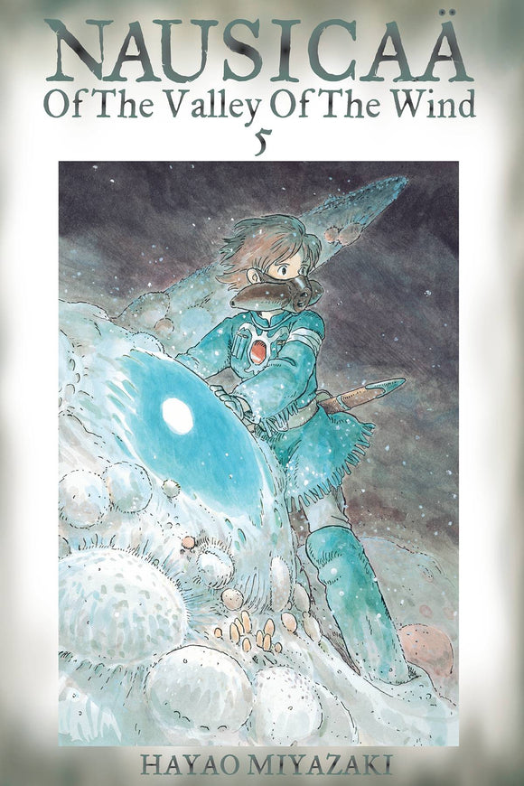 Nausicaa Valley Wind Gn Vol 05