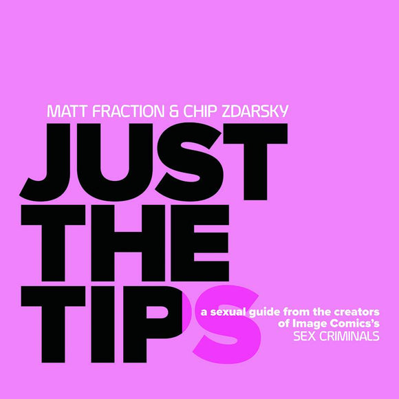 Just The Tips HC - Books