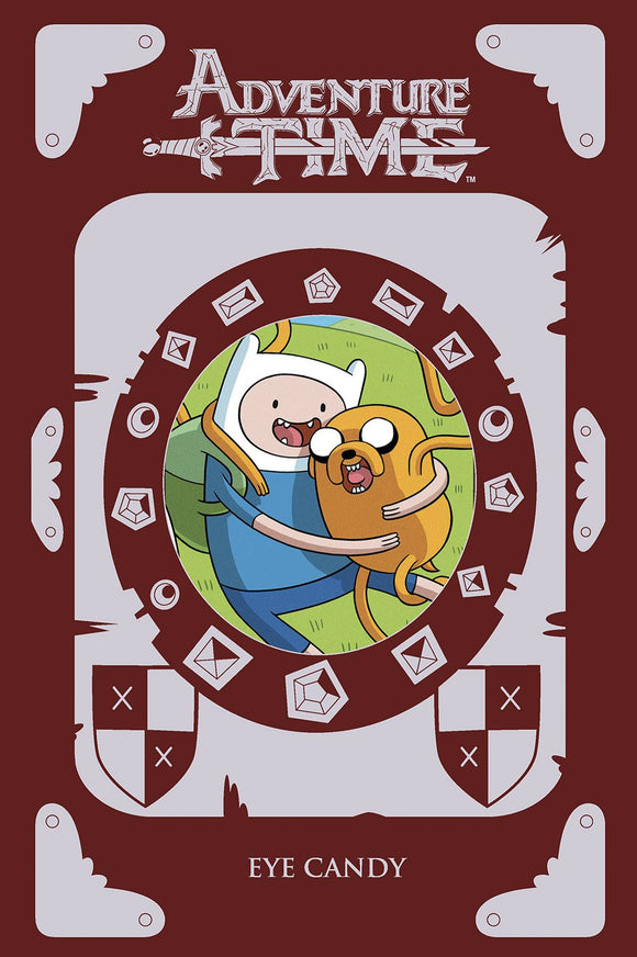 Adventure Time Eye Candy Hc Vol 01 Mathematical Ed