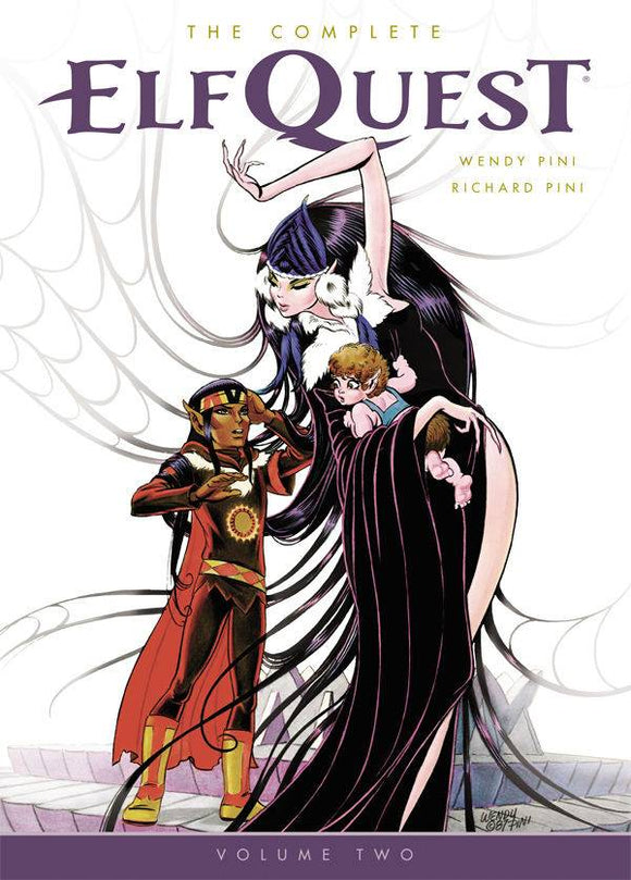 Complete Elfquest Tp Vol 02