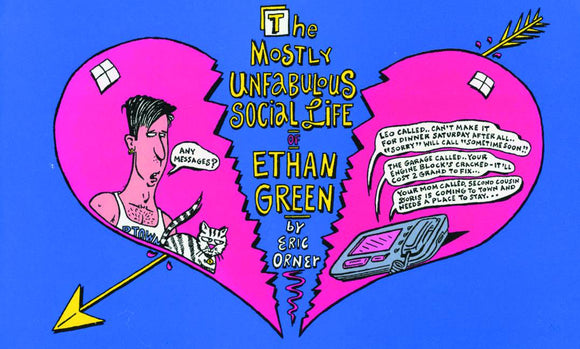 Complete Unfabulous Social Life Of Ethan Green Gn