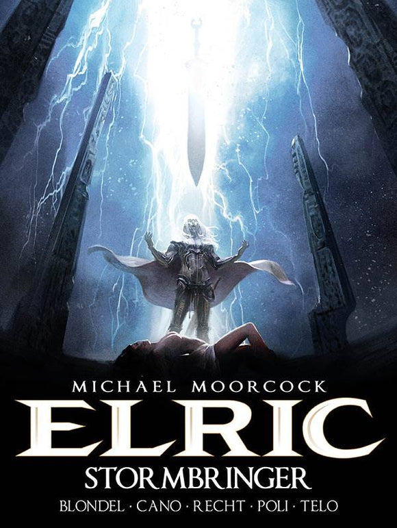 Moorcock Elric Hc Vol 02 (Of 4)