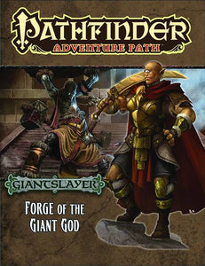Pathfinder Adv Giantslayer Part 3 Forge Of The Giant God