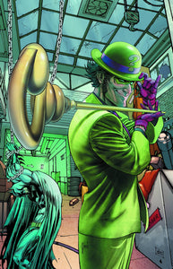 Batman Arkham Riddler Tp