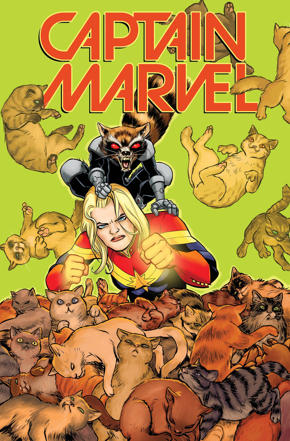 Captain Marvel Tp Vol 02 Stay Fly