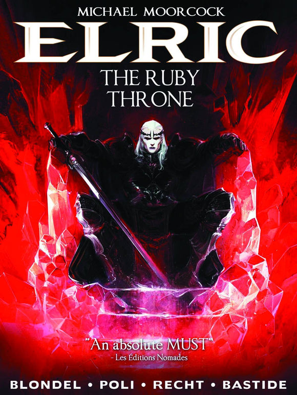 Moorcock Elric Hc Vol 01 (Of 4)