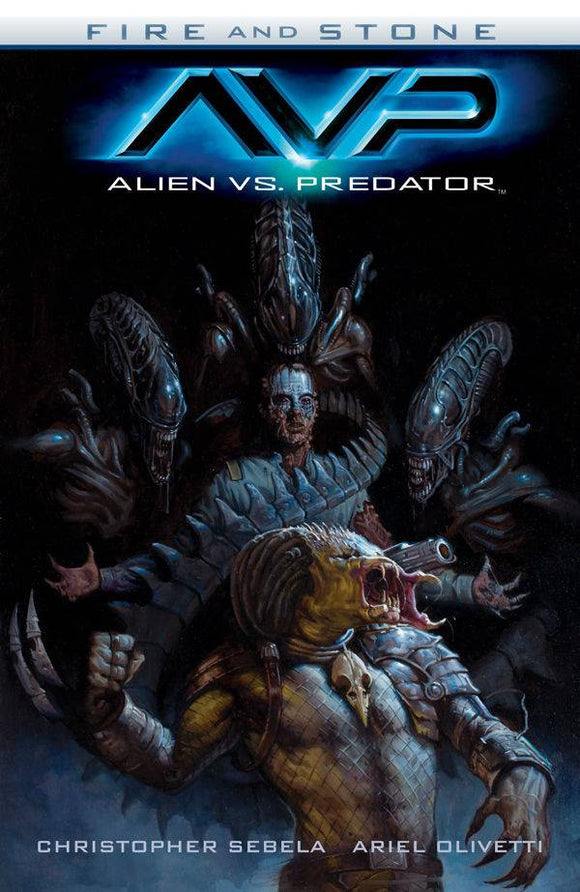 Alien Vs Predator Fire & Stone Tp