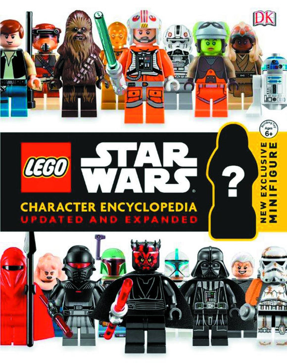 Lego Star Wars Character Encyclopedia Updated Expanded