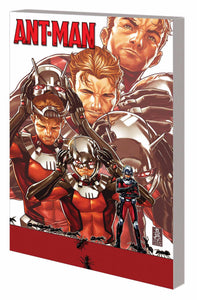 Ant-Man TP Vol 01 Second Chance Man - Books