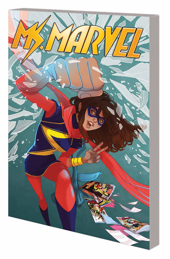 Ms Marvel Tp Vol 03 Crushed