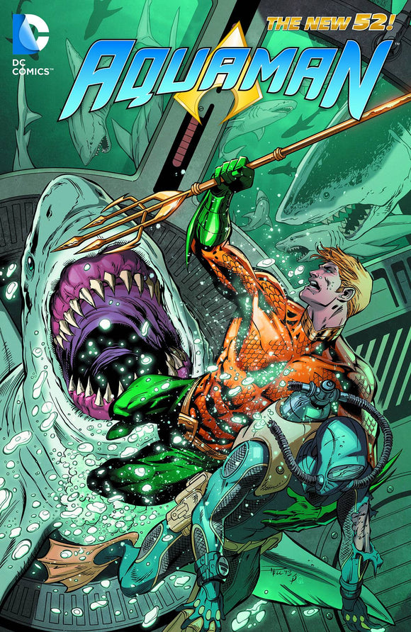 Aquaman Tp Vol 05 Sea Of Storms