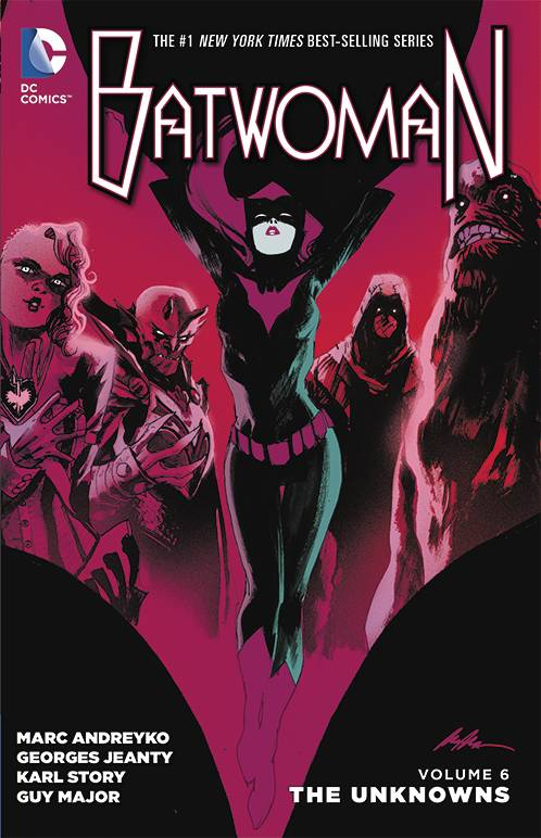 Batwoman Tp Vol 06 The Unknowns