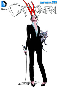 Catwoman Tp Vol 06 Keeper Of The Castle