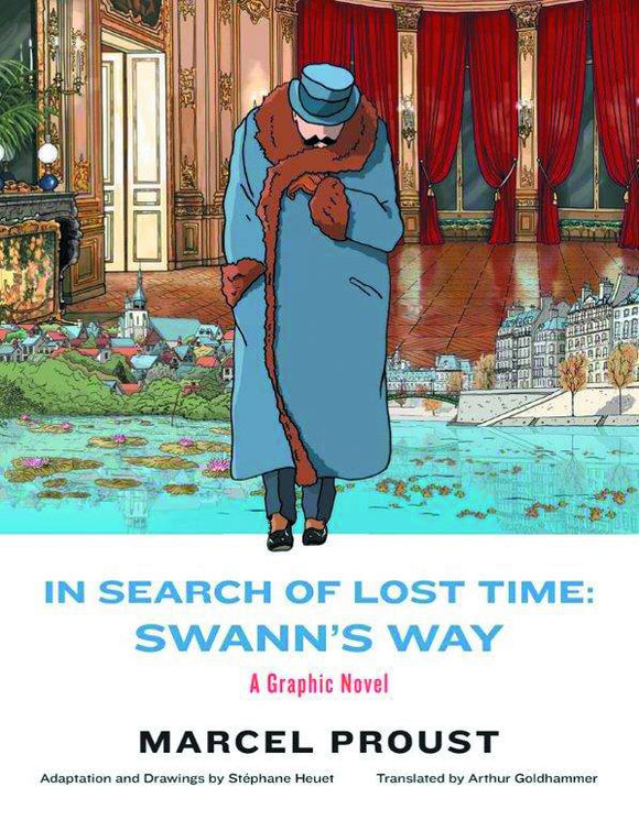 In Search of Lost Time Swanns Way GN - Books