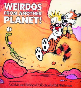 Calvin & Hobbes Weirdos From Another Planet New Ptg - Books