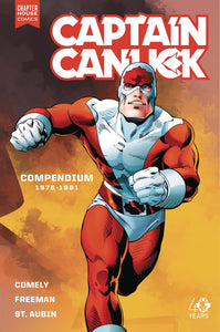 Captain Canuck Series One Compendium Tp Vol 01
