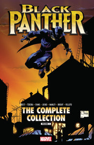 Black Panther By Priest Tp Vol 01 Complete Collection