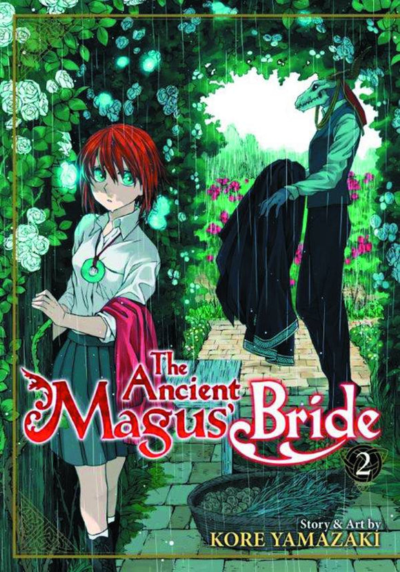 Ancient Magus Bride GN Vol 02 - Books