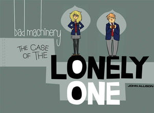 Bad Machinery Gn Vol 04 Case Of Lonely One