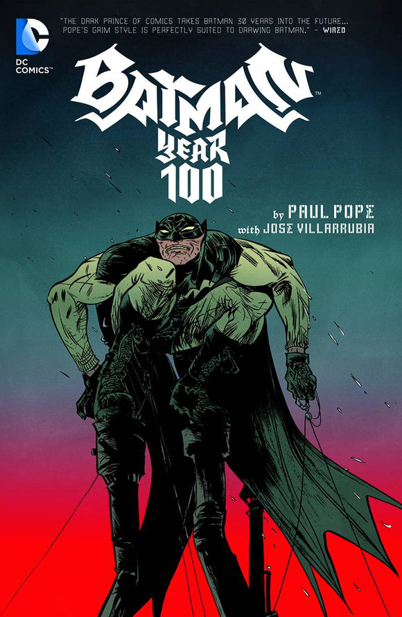 Batman Year 100 Dlx Ed Hc