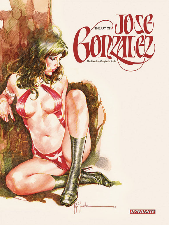 Art Of Jose Gonzalez Hc
