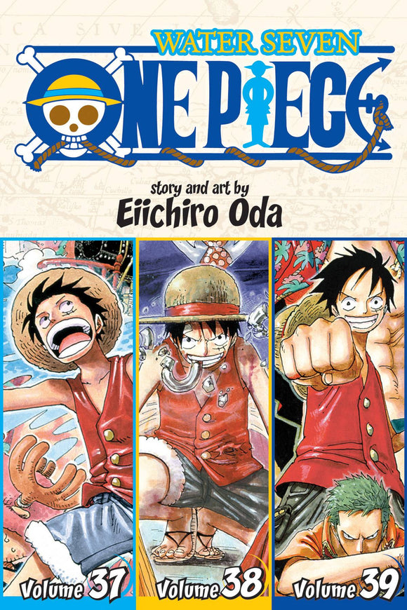 One Piece 3In1 Tp Vol 13