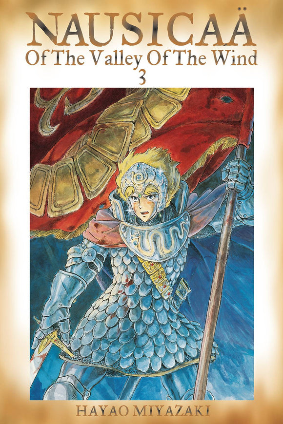 Nausicaa Valley Wind Gn Vol 03 2Nd Ed