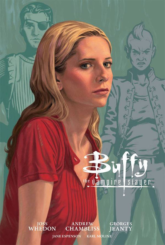 Btvs Season 9 Library Hc Vol 03