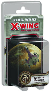 Star Wars X-Wing Kihraxz Fighter Exp Pack