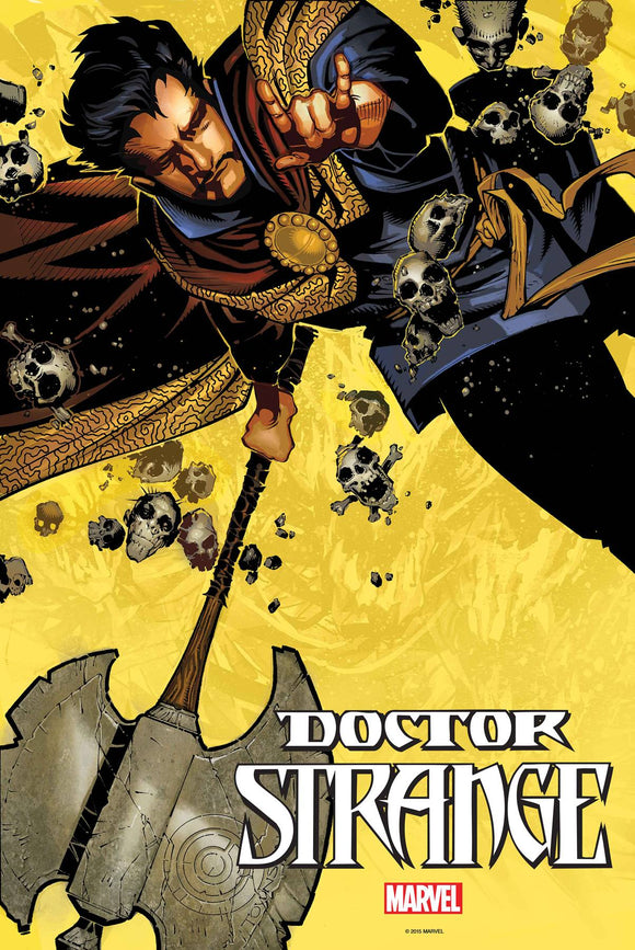 Doctor Strange #1 By Bachalo Poster