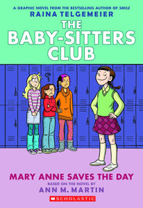 Baby Sitters Club Color Ed GN Vol 03 Mary Anne Saves The Day - Books