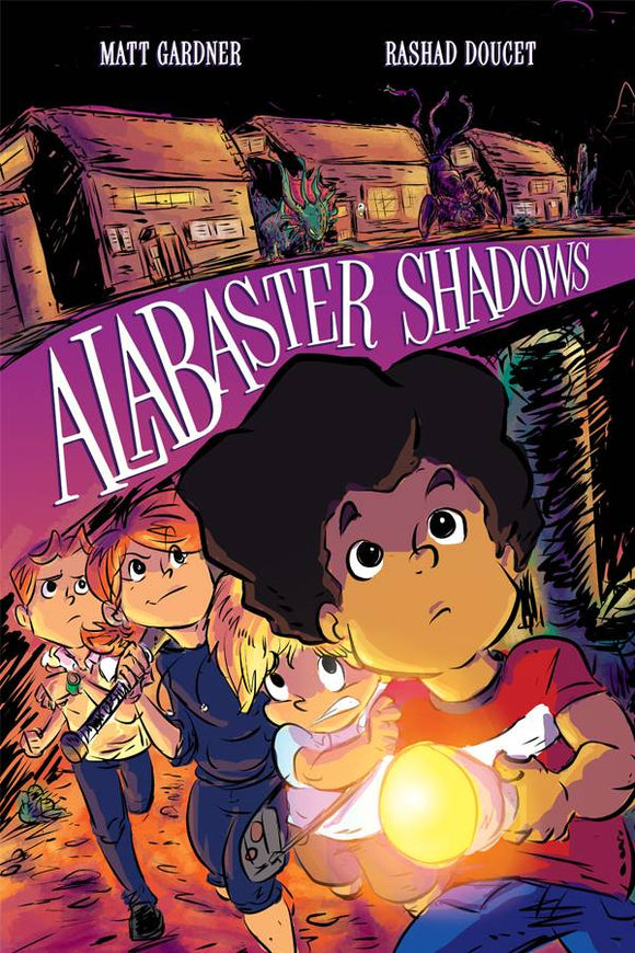 Alabaster Shadows GN - Books
