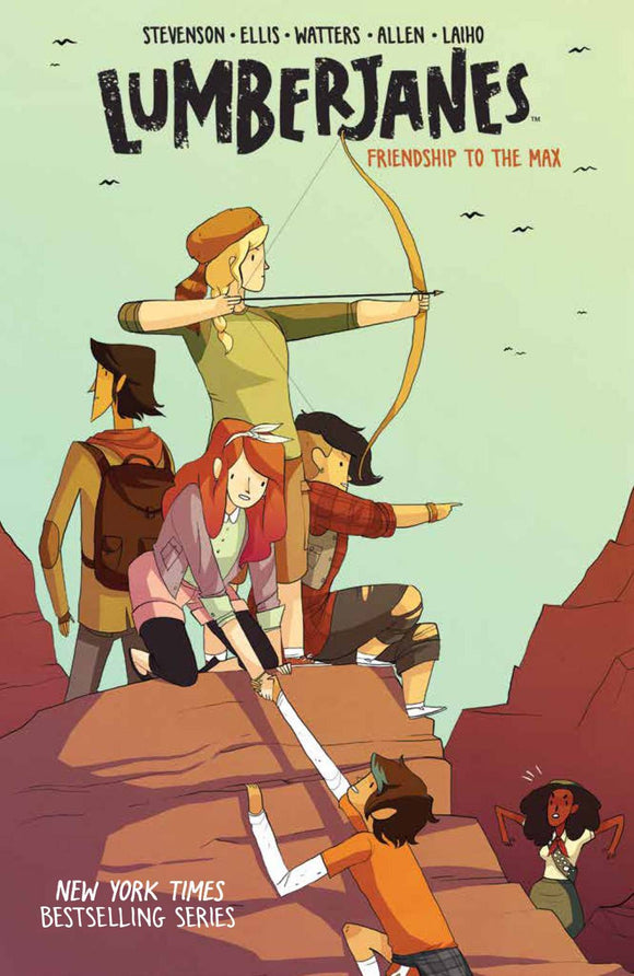 Lumberjanes TP Vol 02 - Books