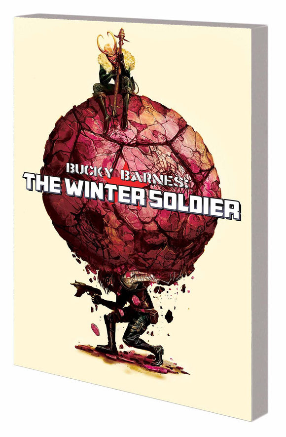 Bucky Barnes Winter Soldier TP Vol 02 - Books