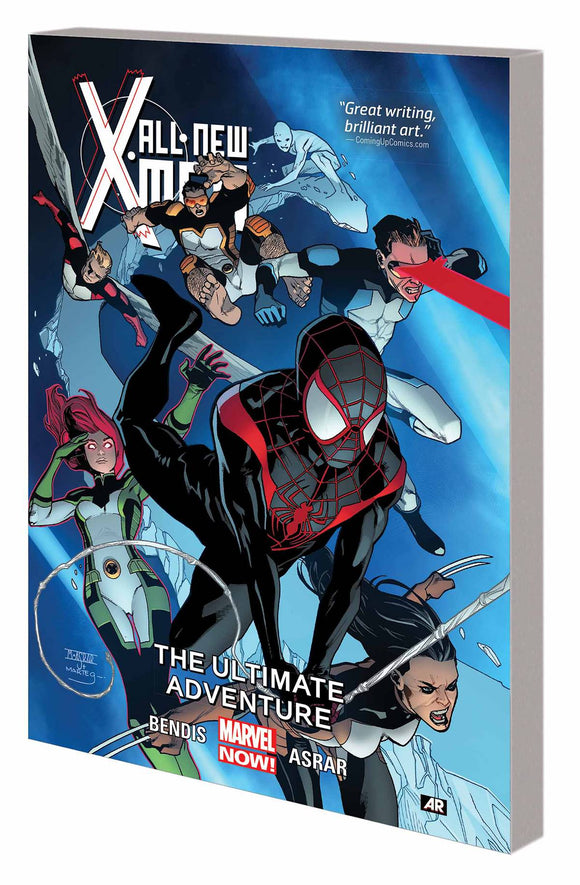 All New X-Men Tp Vol 06 Ultimate Adventure