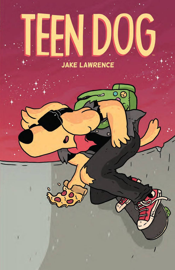 Teen Dog TP - Books