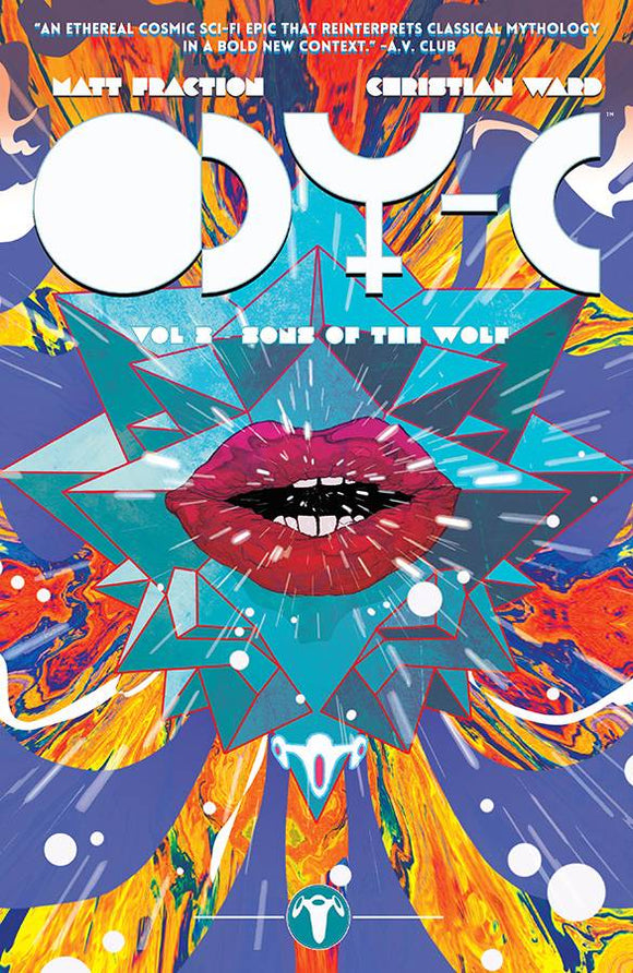 Odyc TP Vol 02 Sons of The Wolf - Books